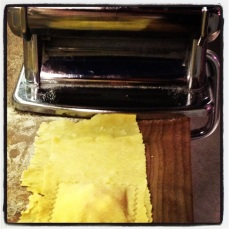 Pasta Machine Homemade Ravioli